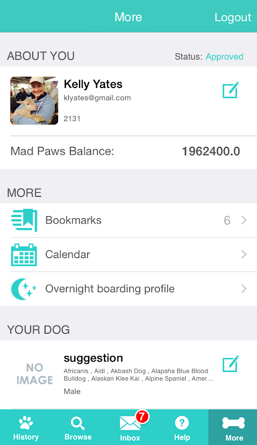 Mad Paws- screenshot