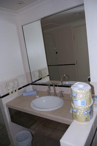 タンガルーマ・ワイルドドルフィンリゾート洗面所の写真