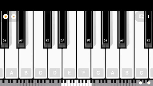 Mini Piano Lite 4.5.5 screenshots 4