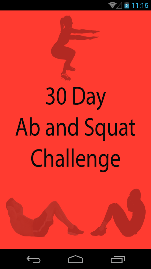 30 day ab and squat challenge pdf