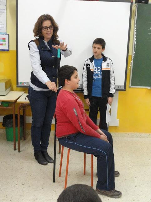 Higiene postural con 4º y 5º