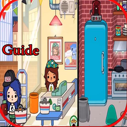 guide Toca Life: City