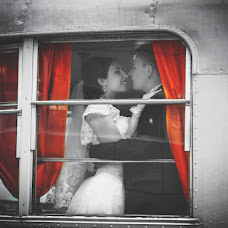 Wedding photographer Vladimir Kholkin (boxer747). Photo of 27.06.2015