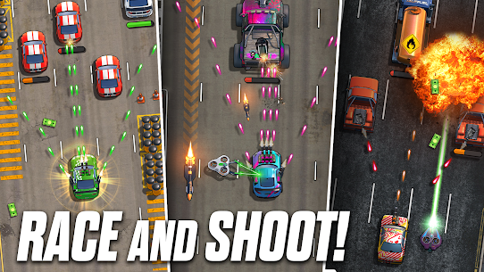 Fastlane: Road to Revenge Apk Download For Android and Iphone Mod Apk 6