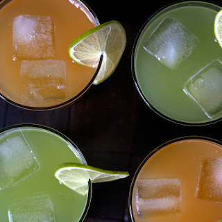 Melon Agua Fresca [Melon Coolers]