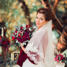Wedding photographer Yana Mazuleva (YanaMazuleva). Photo of 30.09.2016