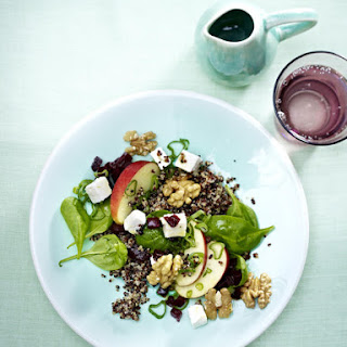 Quinoa, Beet and Feta Salad