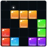 Block Puzzle Fruit Candy Icon