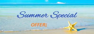 Summer Special Offer¡