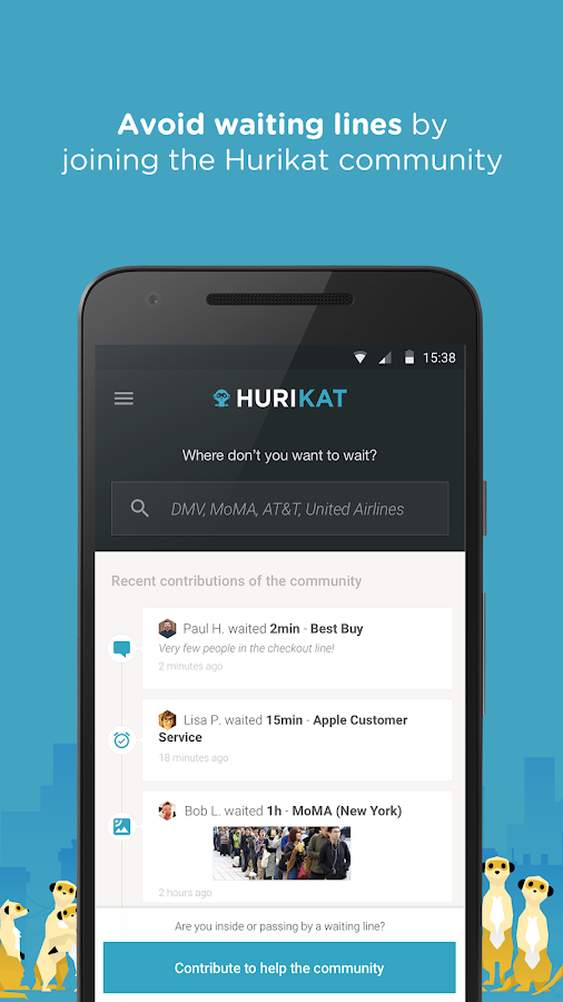 Hurikat- screenshot