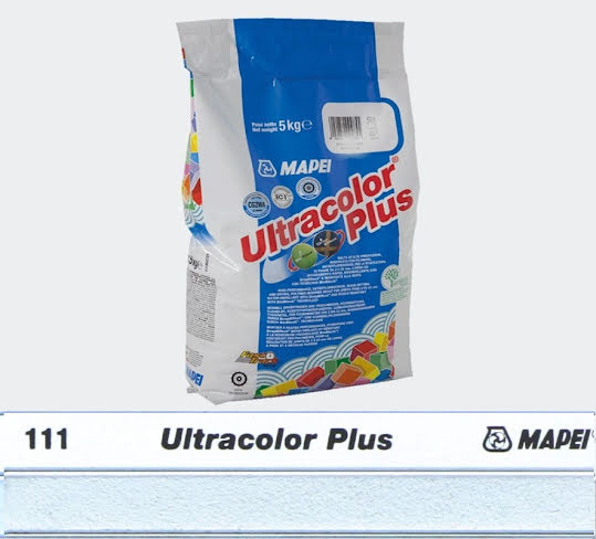 Ultracolor Plus Fogmassa  111 Silver Grey 5 kg