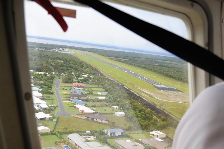 ハービーベイ空港の写真