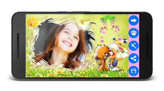 Kids Photo Frames screenshot 1