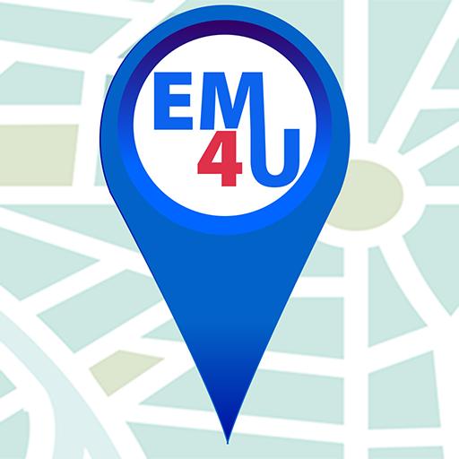 EventMap 4U 遊戲 App LOGO-硬是要APP