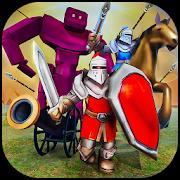 معركة محاكي الحرب الملحمية: Free Battle Games APK
