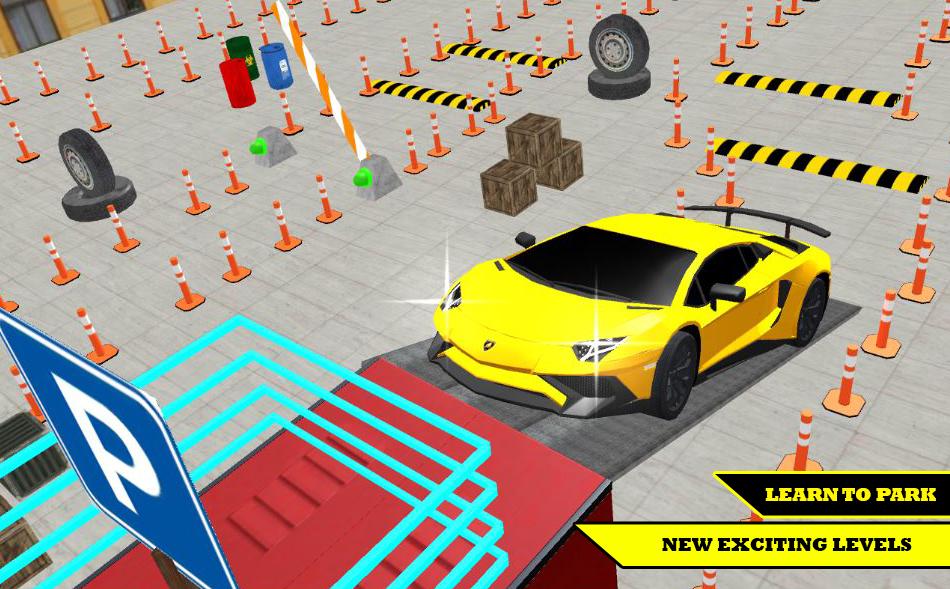 Advance Car Parking Driver Simulator:New Game 2020