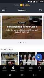 Cleartrip - Flights, Hotels, Activities, Trains APK screenshot thumbnail 2
