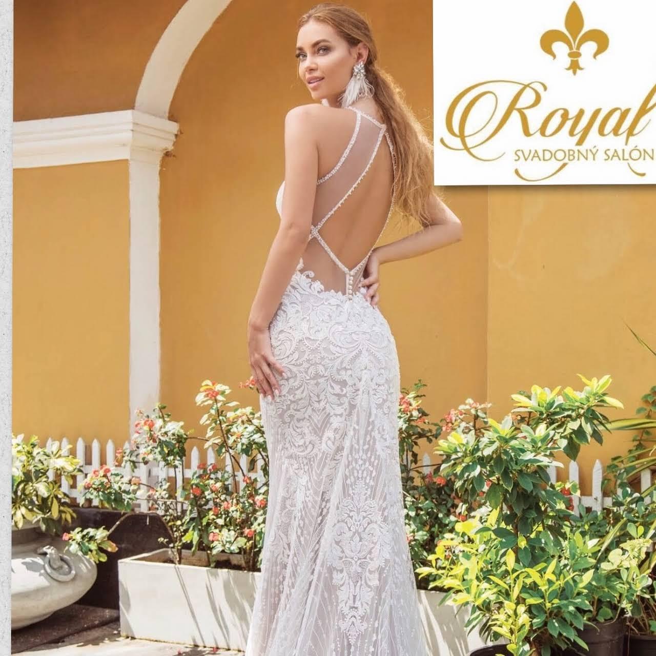 dde14e54d456 Svadobný salón Royal - Predaj a prenájom svadobných a spoločenských ...