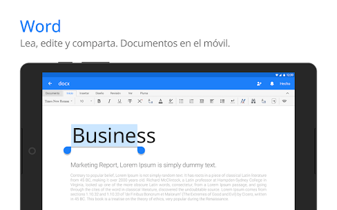 Polaris Office – Word, Docs, Sheets, Slide, PDF 10