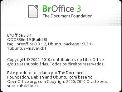 LibreOffice 3.3.1