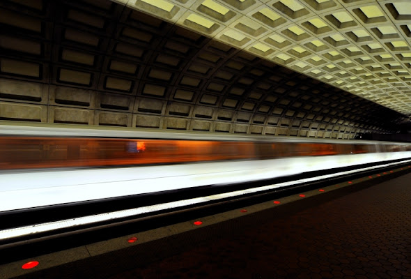 Underground Tunnel di photofabi77