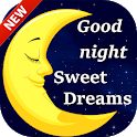 3000 Good Night sweet Dreams Images Gif icon