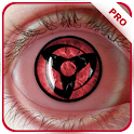 Sharingan editor de ojo icon
