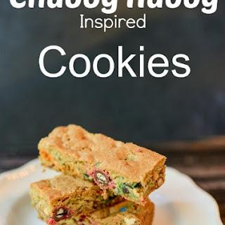 Yummy Chubby Hubby Ice Cream Inspired Cookie
