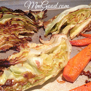 Roasted Cabbage And Carrots Recipes.