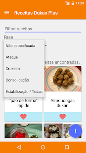 Receitas para emagrecer - PLUS- screenshot thumbnail