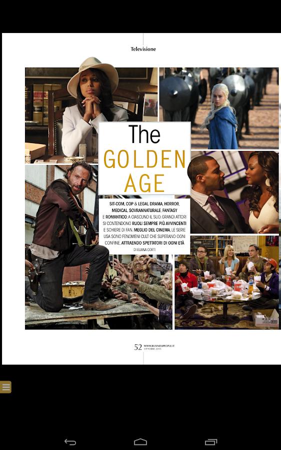 Business People Magazine- screenshot
