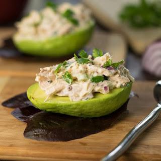 Avocado Chipotle Chicken Salad.