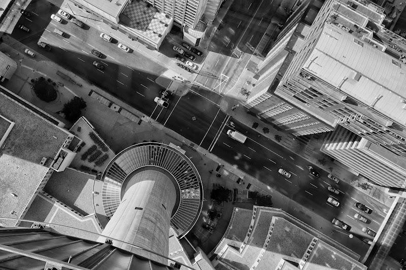 Calgary Tower di Andrea Izzotti