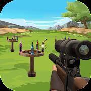 Bottle Sniper Shooter : Sniper Training