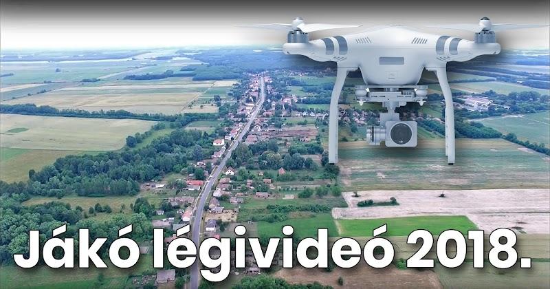 Jákó légi felvétel 2018