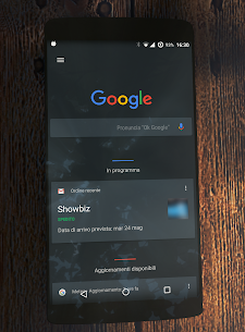 aospUI BlueGray, Substratum Dark theme + Synergy [Patched] 5