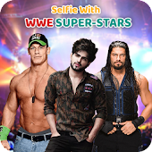 Selfie with WWE Superstars & WWE Photo Editor