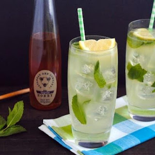 Mint-honey Lemonade