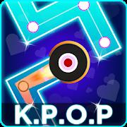 KPOP Dancing Line: Magic Dance Line Tiles Game