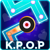 KPOP Dancing Line: Magic Dance Line Tiles Game