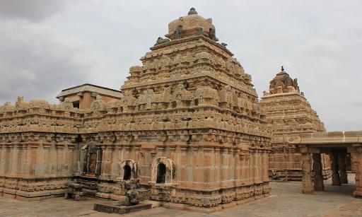 Temple Wallpaper