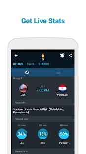 Copa America & EURO 2016 Screenshot 3