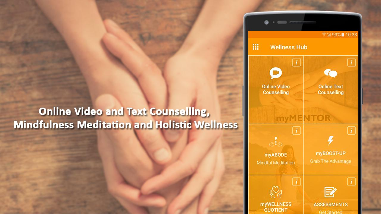 Wellness Hub: Counselling & Therapy for Depression- screenshot