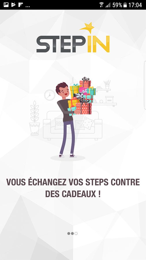 STEP IN - Shopping & Cadeaux – Capture d'écran