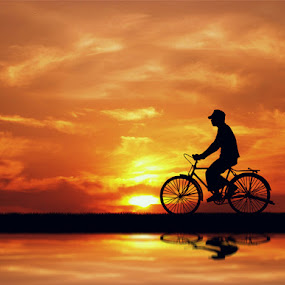 by Adya Saputra - Transportation Bicycles
