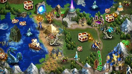 Heroes Magic World  captures d'écran 2