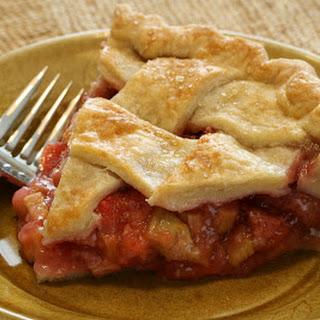 Pie No. 21 - Strawberry Rhubarb Pie