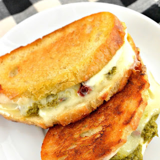 Grown Up Grilled Cheese.