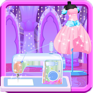 Princess Dress Design Fashion for PC and MAC