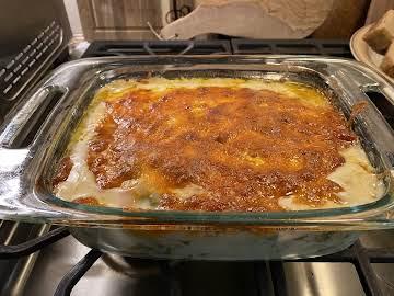 Merry's Asparagus Casserole